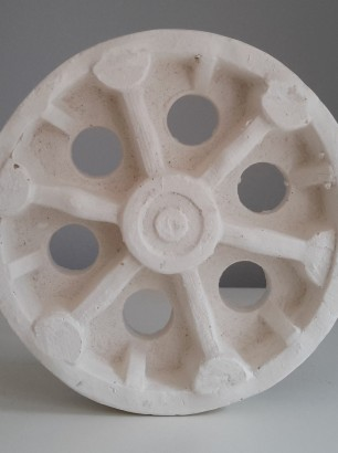 PAOLOZZI PLASTER WHEEL 02